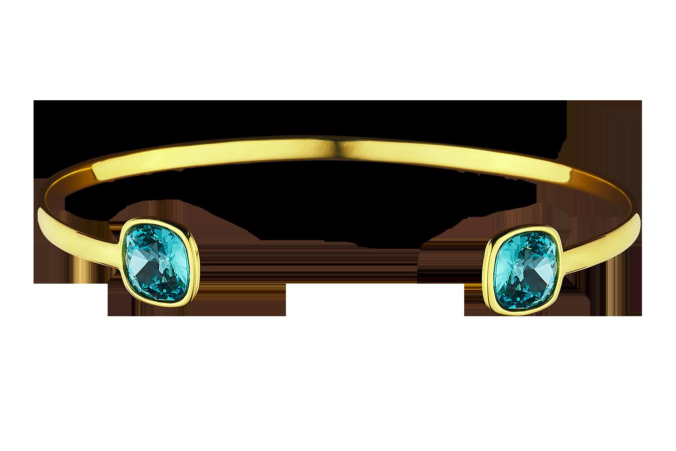 Bracciale Gold Turquoise