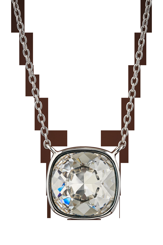 Collana Silver Crystal